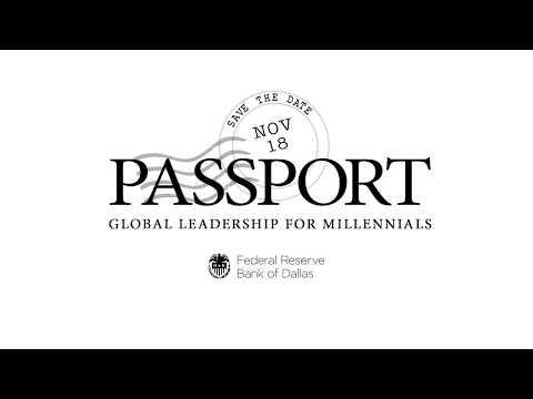 Passport: Global Leadership for Millennials
