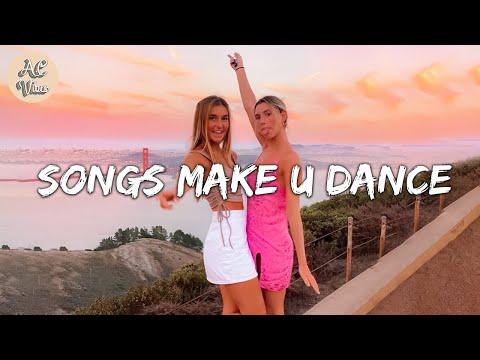 Playlist of songs that'll make you dance ~ Feeling good playlist #2