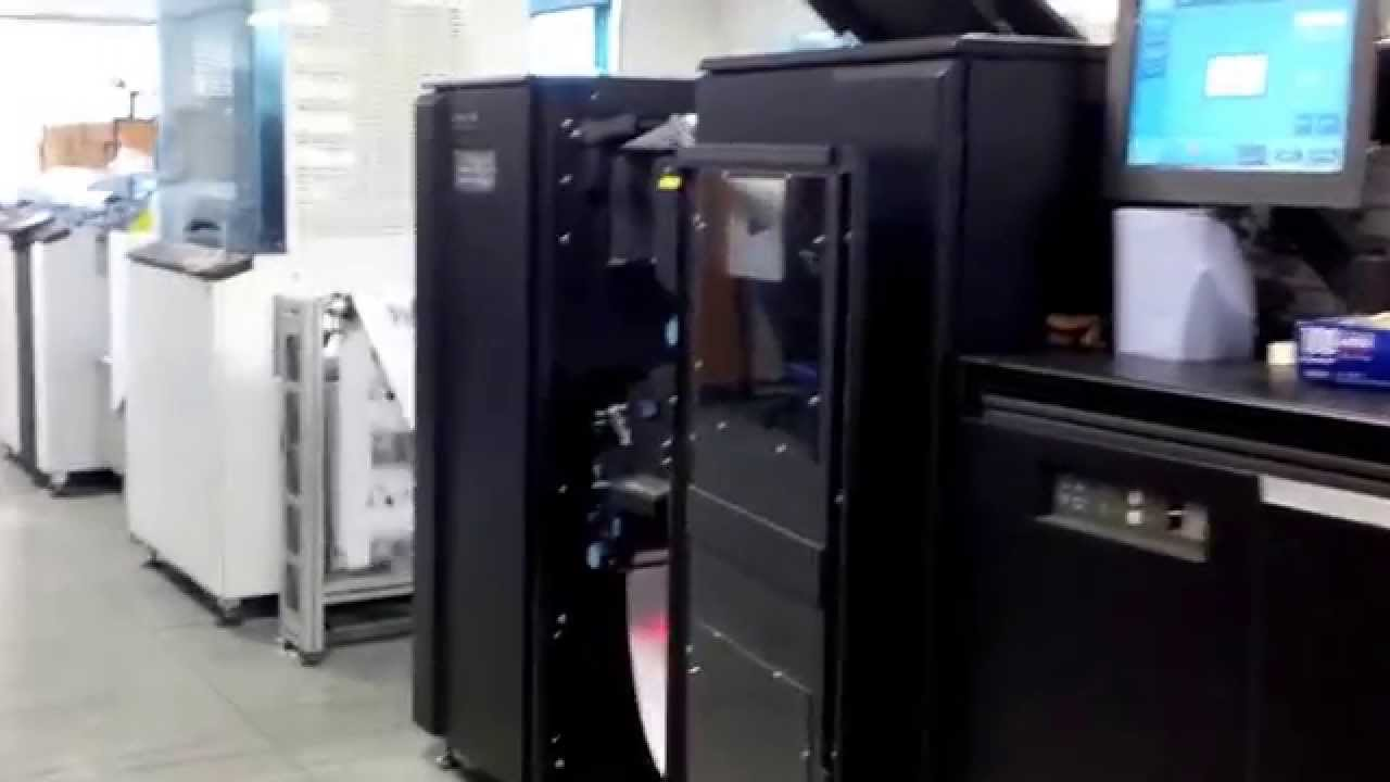 Ricoh-Infoprint 4100 duplex