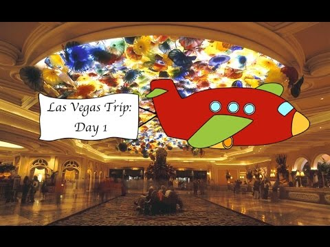 Travel Vlogs: Day 1 | Bellagio Buffet