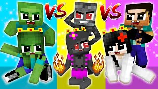 MONSTER SCHOOL : NEW BABY LIFE ( part 2 ) - FUNNY MINECRAFT ANIMATION