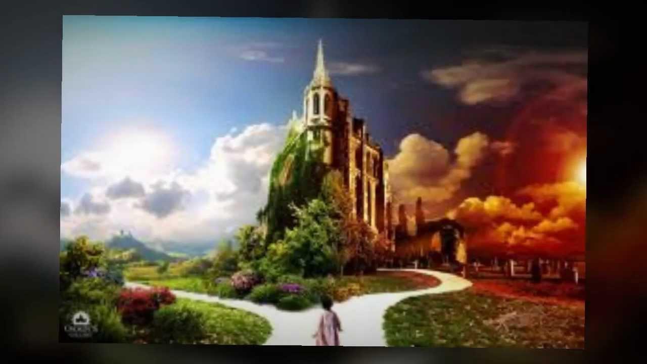 Jesus Wallpaper Hd La Vida Eterna El Cielo O El Infierno Youtube