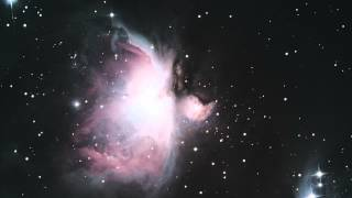 My first astrophotography trough SkyWatcher 200/1000 telescope.