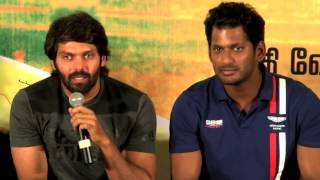 Actor Arya & Vishal might get together for a next Movie - RedPix24x7