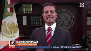 Caos en la frontera de México y Guatemala