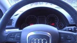 audi a4 avant 2008 3 0 tdi quattro interior wyposażenie b7