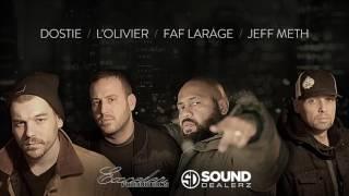 Dostie, L'Olivier, Faf Larage & Jeff Meth | Keep crawlin'