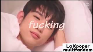 You so fucking precious Jin Young Got7