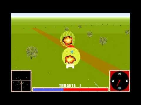 Annihilator Tank For DOS