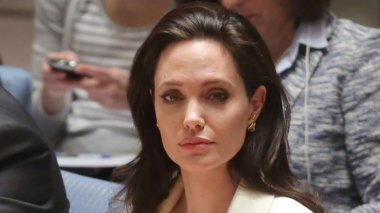 Angelina Jolie Is Adding Another Job To Her Resume Visiting Professor Youtube