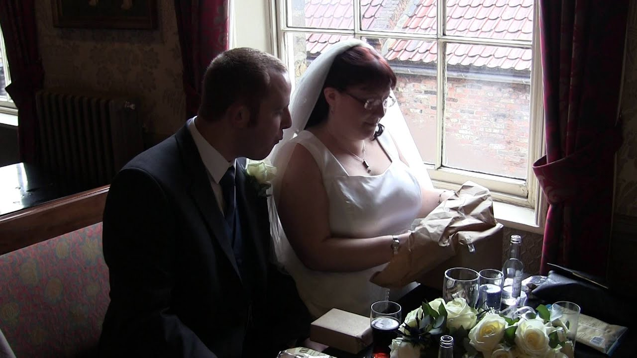 lois tom s wedding gift opening innuendo youtube