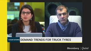 Apollo Tyres: Anti Dumping Duty On Chinese Tyres Has Helped The Domestic Tyre Industry