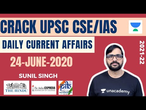 'The Hindu' Analysis for 21st April, 2020. (Current Affairs for UPSC/IAS) from YouTube · Duration:  23 minutes 58 seconds