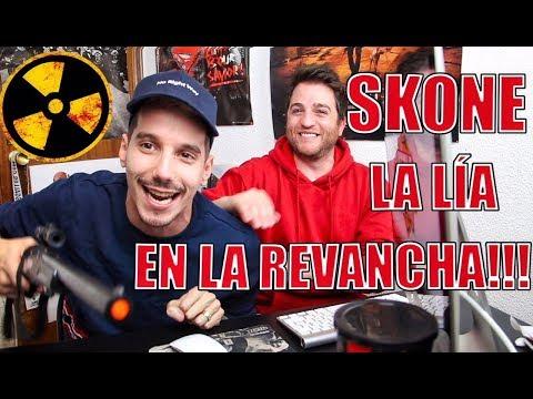CHUTY SKONE vs BTA ZASKO!!!!!! Video reaccion con SKONE
