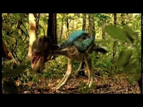 This is a World were Birds Eat Horses- (C) Walking with Beasts