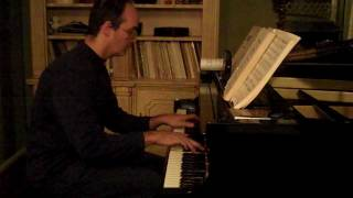 "Chopin Waltz in D-flat major, Op. 64-1, ""Minute Waltz"" played slowly (2)"