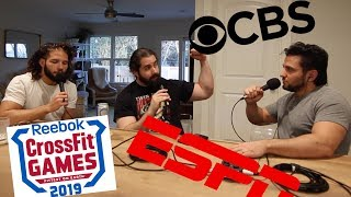 NSFW How Will The Games Be Covered From Now On? Scale As Needed Podcast Clip