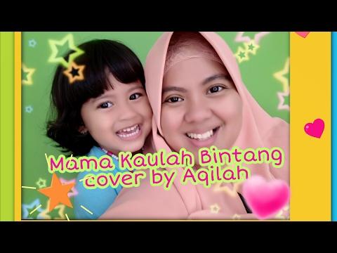 Mama Kaulah Bintang   OST Bintang Dihatiku   Cover By Aqilah