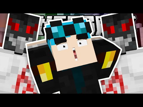 Minecraft | DESTROY THE TIME MACHINE!! (Scary Blocks #2)