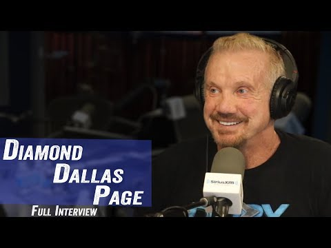 Diamond Dallas Page - 'Positively Unstoppable', DDP Yoga, 'Shark Tank' - Jim Norton & Sam Roberts