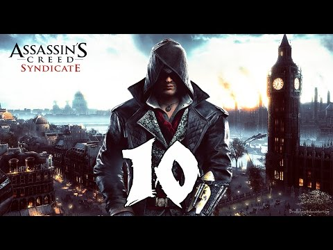 Assassin's Creed Syndicate - 100% Sync Walkthrough Part 10: Cable News