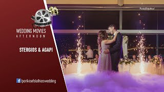 Stergios & Agapi Wedding | Chalkida | Porikis Efstathios Wedding Movie