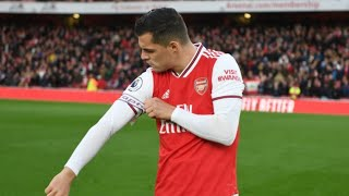 Granit Xhaka Stripped of The Arsenal Captaincy! (Fans Have Their Say)