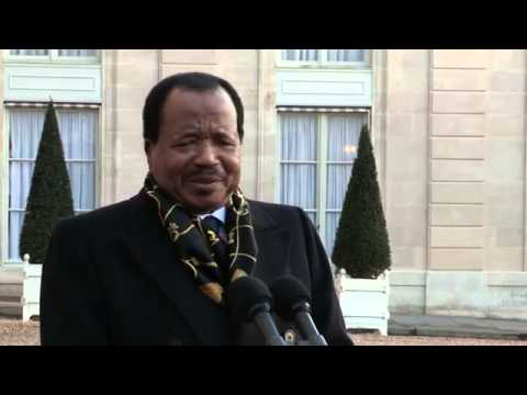 Interview à la presse internationale par Paul Biya: Sur les chantiers de modernisation du Cameroun