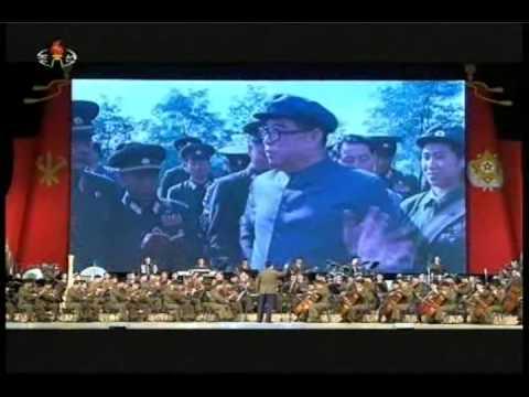 김일성원수님은 우리의 최고사령관