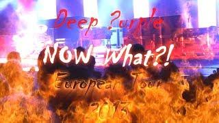 Концерт Deep Purple в Киеве 12.11.2013, Live  in Kiev, Tour Now What?!(Незабываемый концерт легендарной группы Deep Purple, прошедший 12.11.2013 в Киеве, Дворце Спорта. Невероятный драйв..., 2013-12-09T17:11:38.000Z)