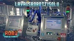 Lavausrobottisolu