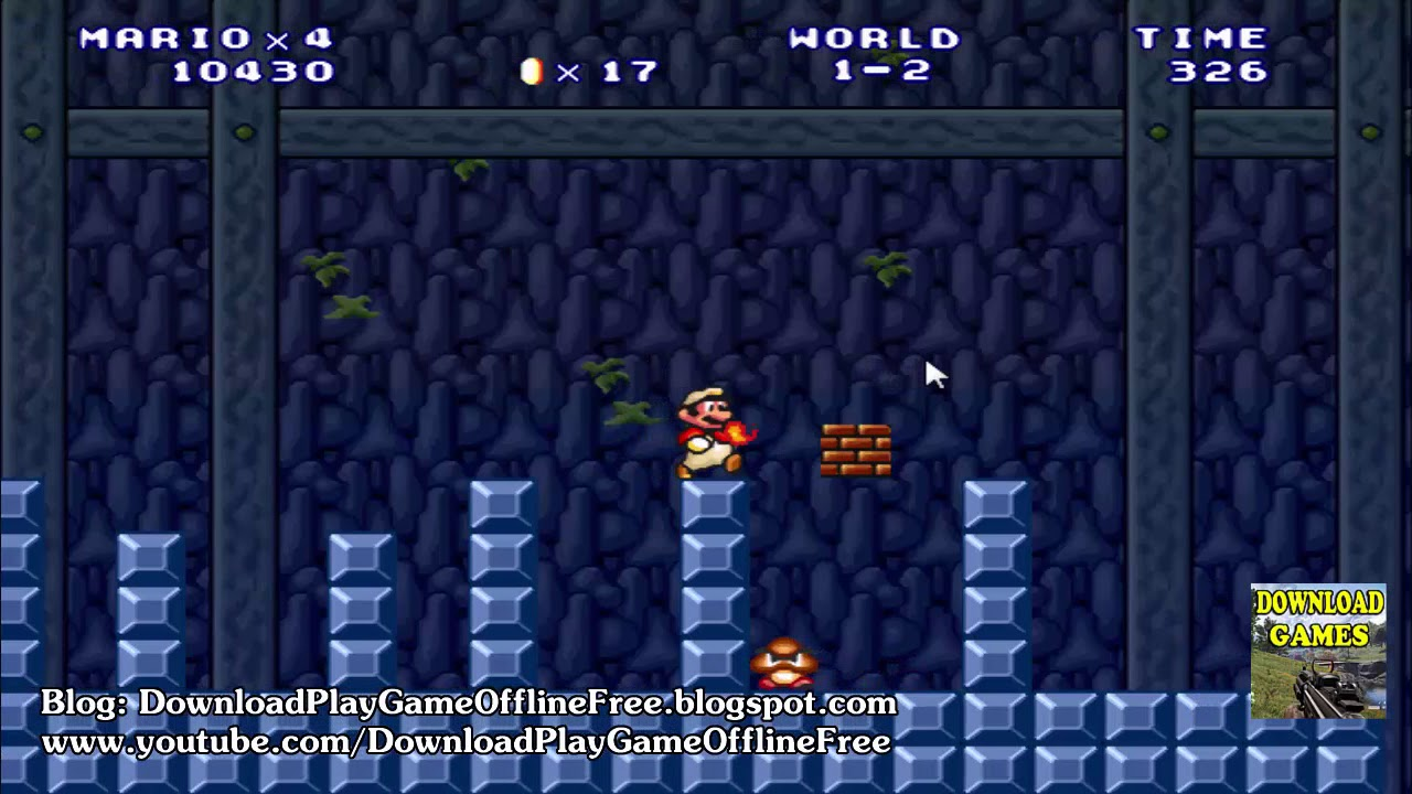 Download & Play game Super Mario Bros 3: Mario Forever on pc