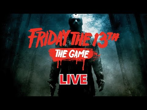 STREAMING TERKOCAK !! #SICKJUKE - Friday the 13th: The Game [Indonesia] - LIVE