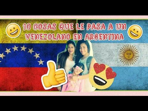 10 cosas que le pasa a un venezolano en Argentina!! Shock cultural.