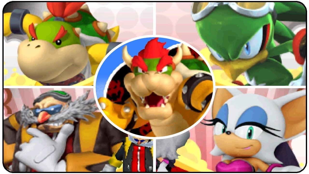 Mario & Sonic at the Olympic Winter Games DS Review - IGN