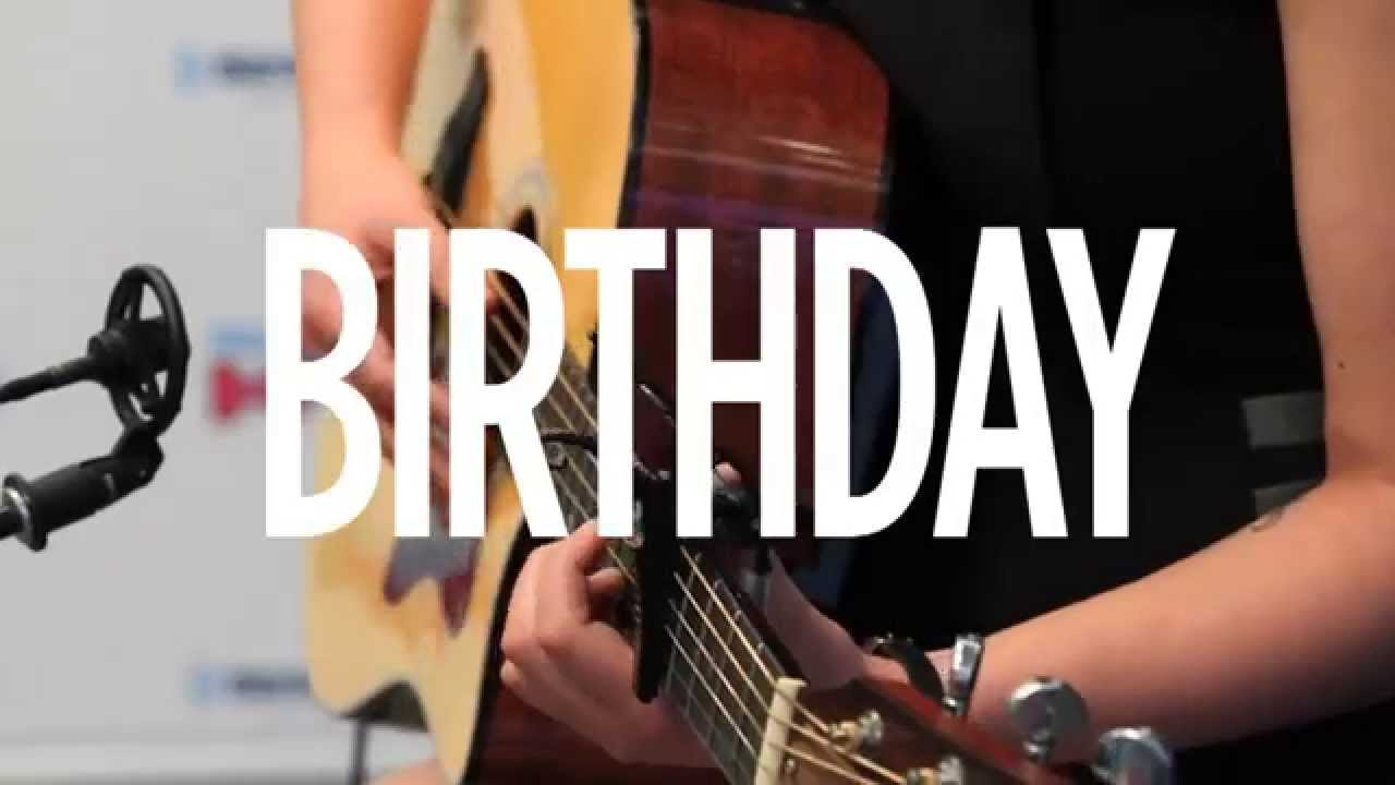 Halsey Birthday Katy Perry Cover Live Siriusxm Hits 1