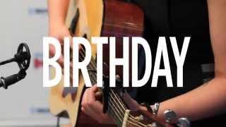 Halsey Birthday Katy Perry Cover Live @ SiriusXM // Hits 1