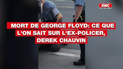 Mort de George Floyd: ce que l'on sait sur l'ex-policier au passé trouble, Derek Chauvin