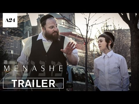 Menashe   Official Trailer HD   A24