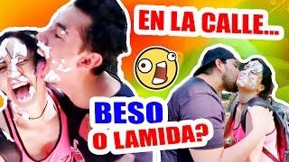 Pidiendo BESOS en la Calle a Desconocidos en Mexico OMG ft AmiRodrigueZZ