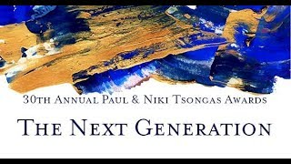 The Next Generation: The 2018 Paul & Niki Tsongas Award Recipients