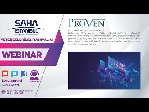 PROVEN BİLİŞİM TEKNOLOJİLERİ LTD. ŞTİ.