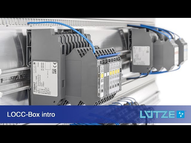 Introduction to the LUTZE LOCC-Box