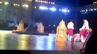 shivaji nu halardu awesome performance in navratri GGM snk rajkot