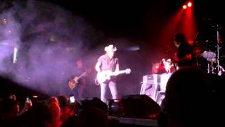 TED NUGENT Blues medley Live Moline, IL 4-20-2013