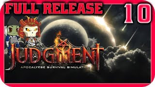 JUDGMENT: APOCALYPSE SURVIVAL SIMULATION | The Betrayer Returns | 10 | Judgment Campaign Gameplay