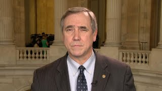 "Senator Jeff Merkley says Trump is ""very racist"""