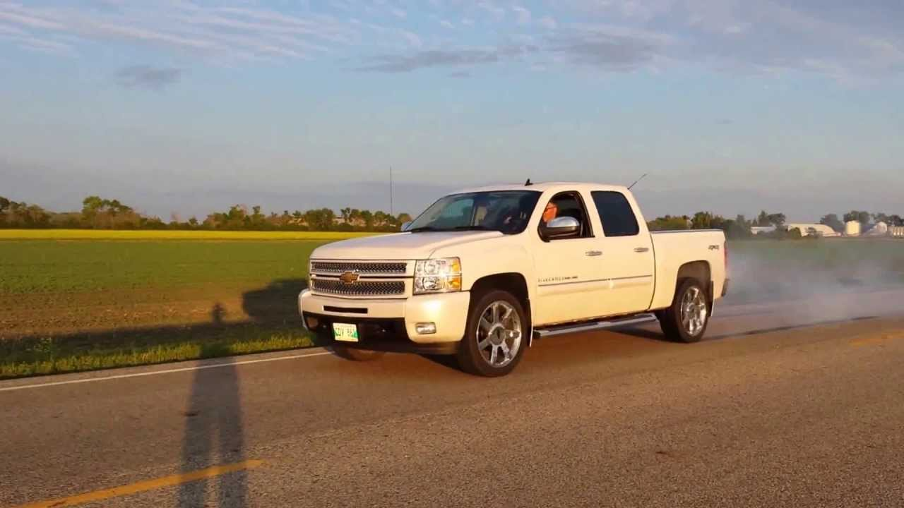 2012 Silverado 6 2L L9H 6L80E T76 Turbo Burn Out