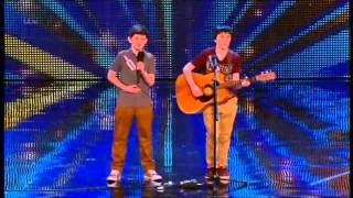 BRITAIN'S GOT TALENT 2013 - JACK & CORMAC