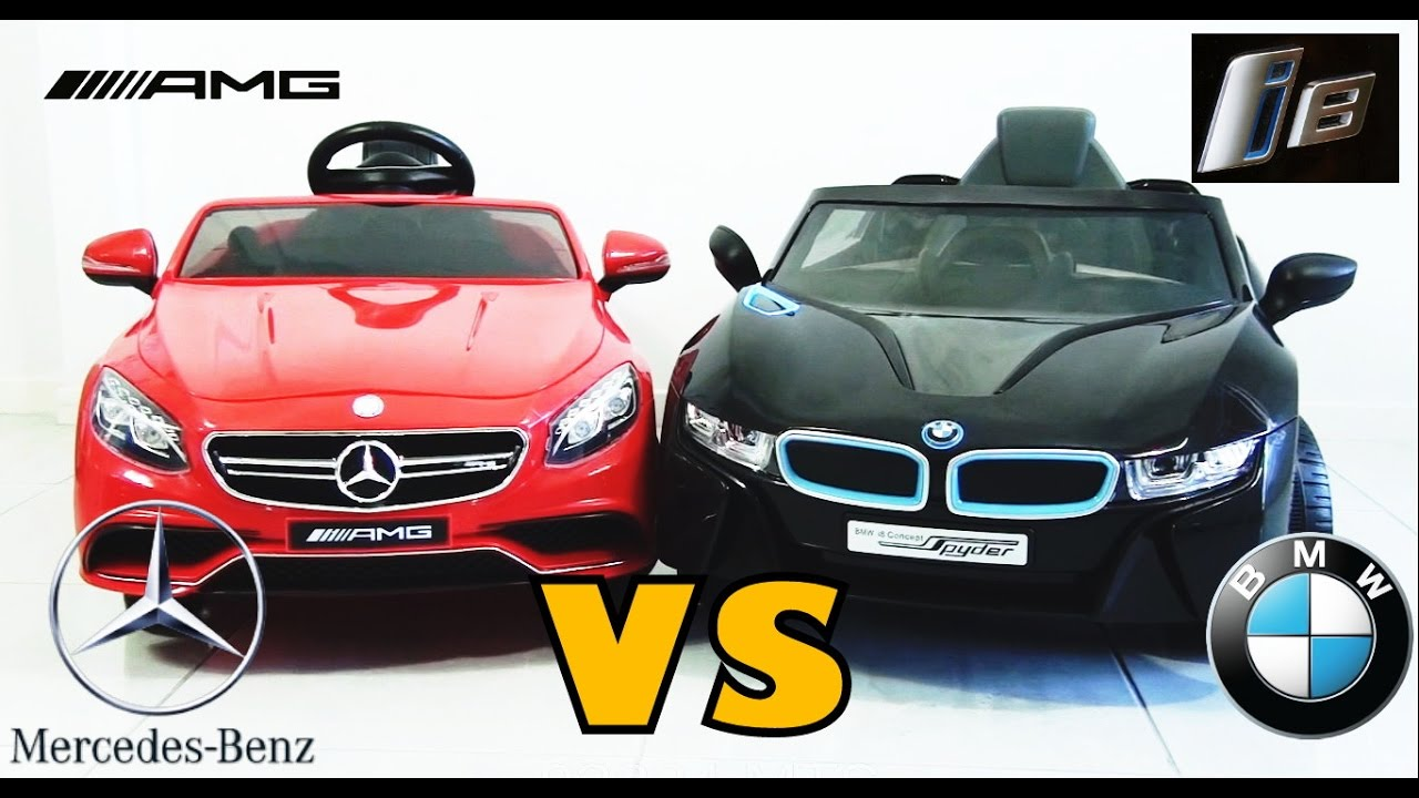 Mercedes Benz S63 Amg Coupe Vs Bmw I8 Gt Spyder Who Wins Youtube